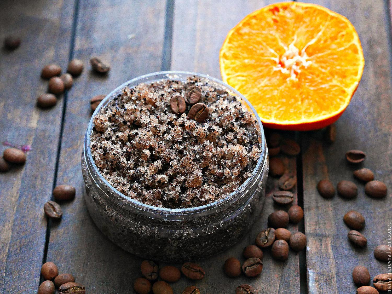 Репеллент от кошек из кофе и цитрусов
