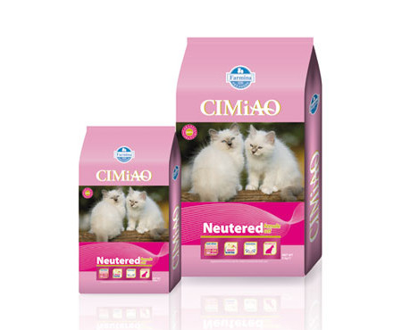 Cimao для стерилизованных кошек
