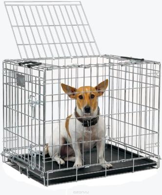 Клетка-переноска для животных