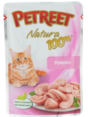 паучи petreet для кошек