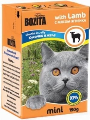 паучи для кошек bozita
